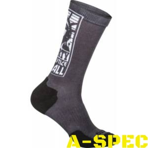 Носки 5.11 Tactical SOCK & AWE CREW LIBERTY Black