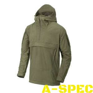 Анорак Mistral Soft Shell Adaptive Green Helikon-Tex Olive