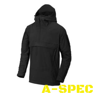 Анорак Mistral Soft Shell Adaptive Green Helikon-Tex Black