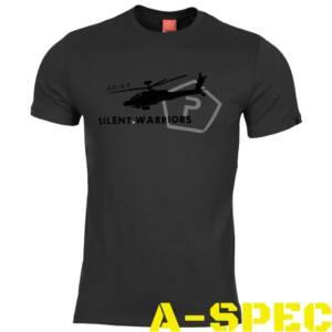 Футболка Helicopter Black Pentagon