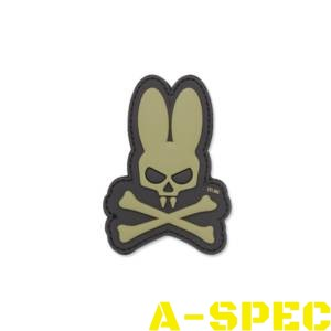 Морал патч Skull Bunny OD 101 Inc.