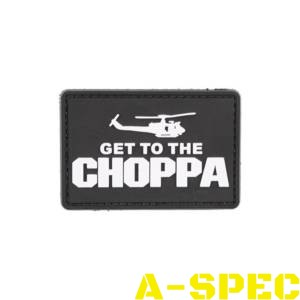 Морал патч Get to the Choppa