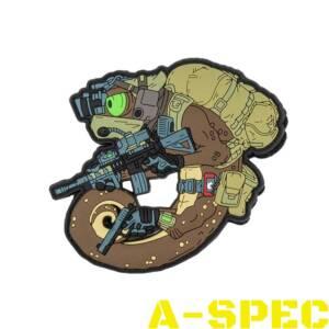 Морал патч Chameleon Operator Khaki Helikon-Tex