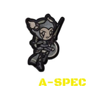 Морал патч Cute Valkyrie ACU Mil-Spec Monkey