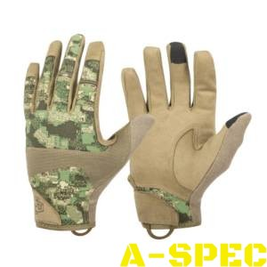 Перчатки Range Tactical Hard PenCott WildWood Helikon-Tex