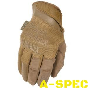 Тактические перчатки Specialty 0 5 High Dexterity Coyote Mechanix Wear