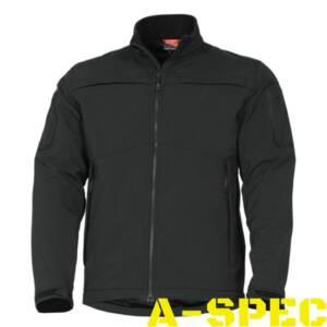 Тактическая куртка Pentagon Kryvo Softshell Black