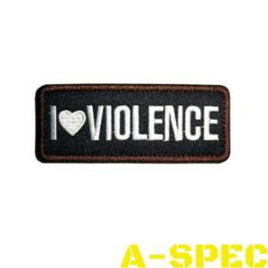 Морал патч I Love Violence