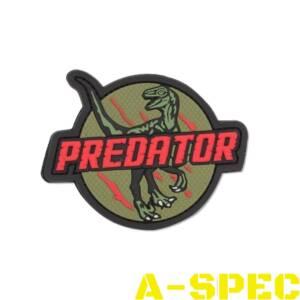 Морал патч Predator Хищник 101 Inc