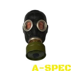 Противогаз гражданский ГП-5 черный