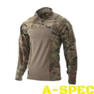 Рубашка боевая огнеупорная Massif Army Multicam