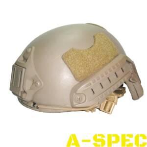 Кевларовый шлем Fast Ballistic Helmet Coyote
