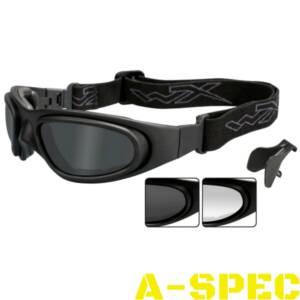 Тактические очки-маска Wiley X SG-1 Black