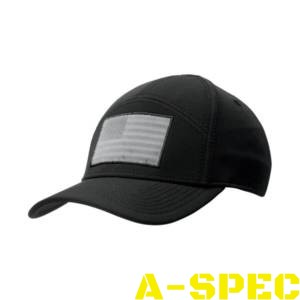Бейсболка Operator 2.0 A-Flex Cap black 5.11 Tactical