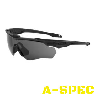 Очки защитные ESS CrossBlade 2LS Smoke Gray