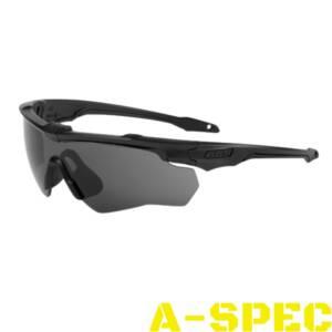 Очки защитные ESS CrossBlade 2LS Smoke Gray