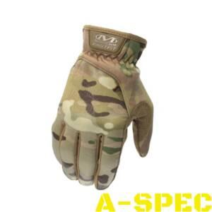 Тактические перчатки FastFit Mechanix Wear Multicam