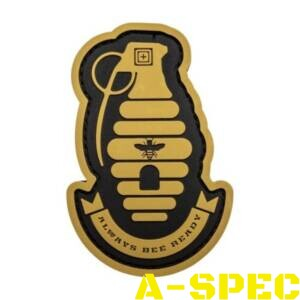 Морал патч Bee Ready Patch