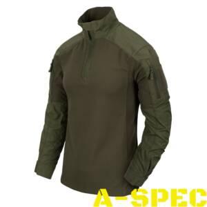 Боевая рубашка MCDU Olive Green Helikon-Tex
