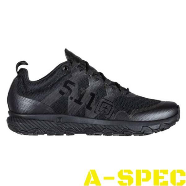 Тактические кроссовки A.T.L.A.S. Trainer Dark Black 5.11 Tactical