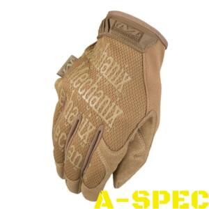 Тактические перчатки Original Mechanix Wear Coyote