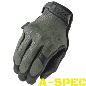 Тактические перчатки Original Mechanix Wear Foliage Green