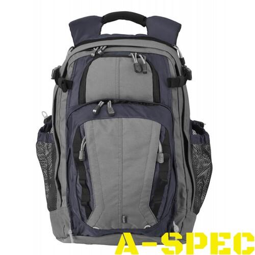 Рюкзак тактический 5.11 Tactical COVRT 18 Backpack Blue Depth/Steel Grey