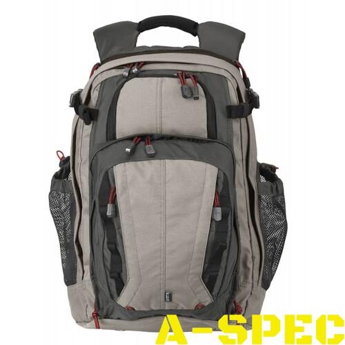Рюкзак тактический 5.11 Tactical COVRT 18 Backpack Ice/Smoke