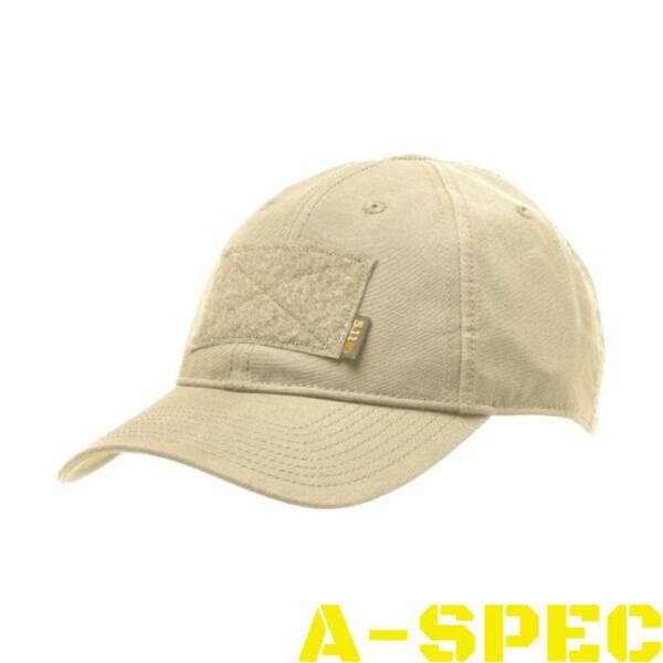 Бейсболка Flag Bearer Cap Khaki 5.11 Tactical