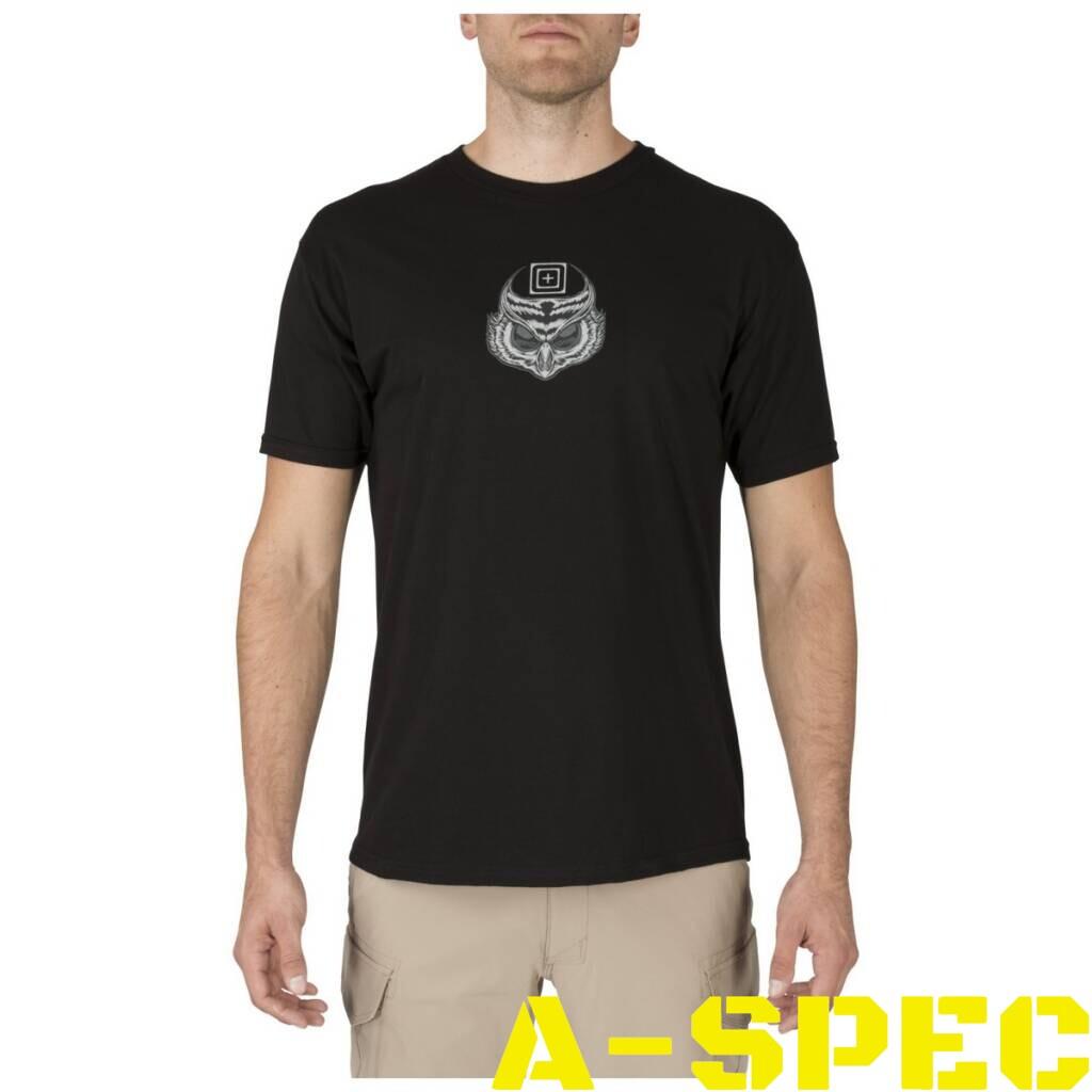 Футболка тактическая 5.11 Tactical Owl Tee