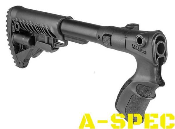 Приклад FAB Defense М4 складной для Remington 870