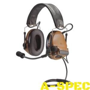 Активные наушники Peltor Comtac III headset Coyote Brown