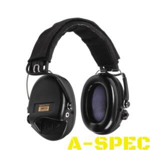 Активные наушники MSA Sordin Supreme Pro X black