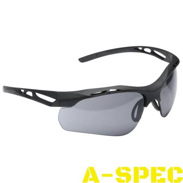 Очки защитные Swiss Eye Attac Black