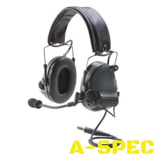 Активные наушники Peltor Comtac III headset Foliage Grey