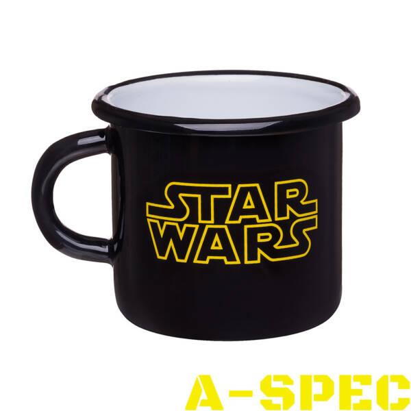 Эмалированная кружка Star Wars