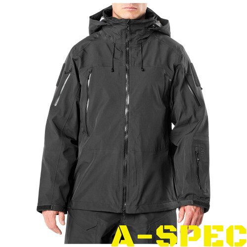 Куртка тактическая влагозащитная 5.11 XPRT Waterproof JacketDark Navy