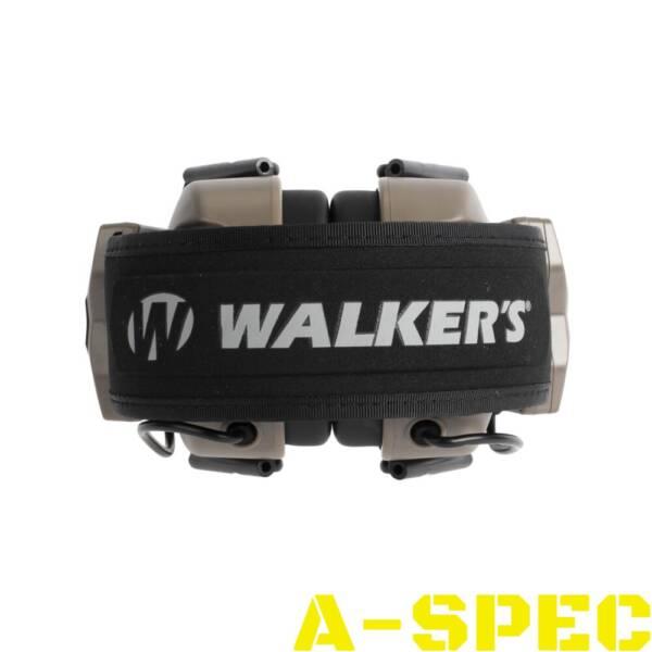 Активные наушники Walkers XCEL-100 Coyote