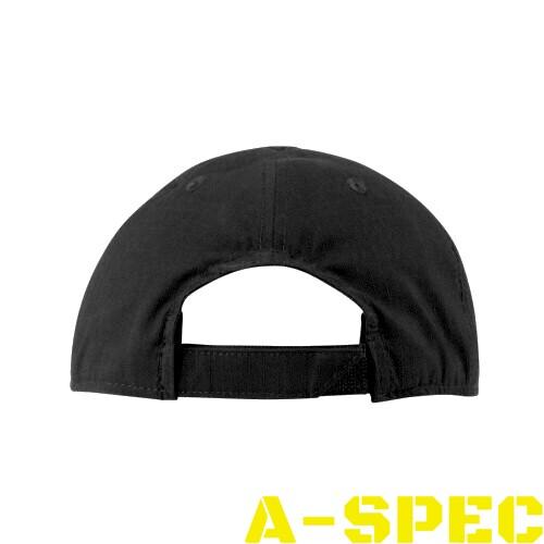 Бейсболка Fast Tac Uniform Hat Black 5.11 Tactical
