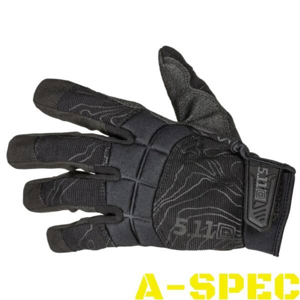 Тактические перчатки Station Grip 2 Gloves Black 5.11 Tactical