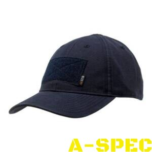 Бейсболка Flag Bearer Cap Dark Navy 5.11 Tactical