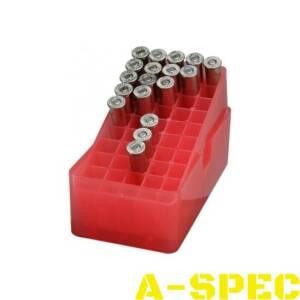Коробка для патронов MTM кал 9мм 38 Spec