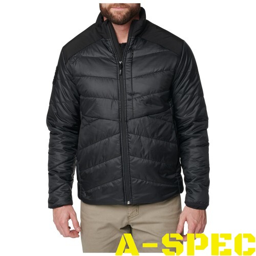 Куртка утепленная Peninsula Insulator Packable Jacket Black 5.11 Tactical