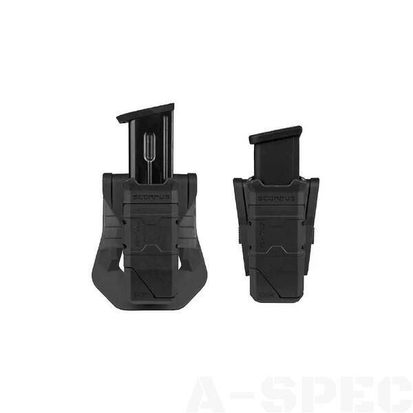 Паучер FAB Defense QL-9 для магазинов Glock с ускорителем заряжания