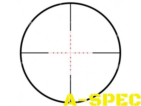 Прицел оптический Hawke Vantage 3-9х50 AO сетка Mil Dot с подсветкой