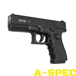 Пистолет стартовый Retay G17 кал 9 мм