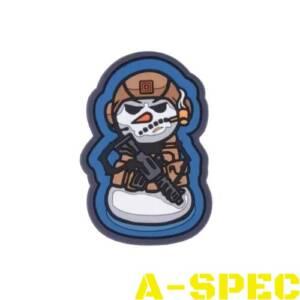 Нашивка Snowman Land 5.11 Tactical