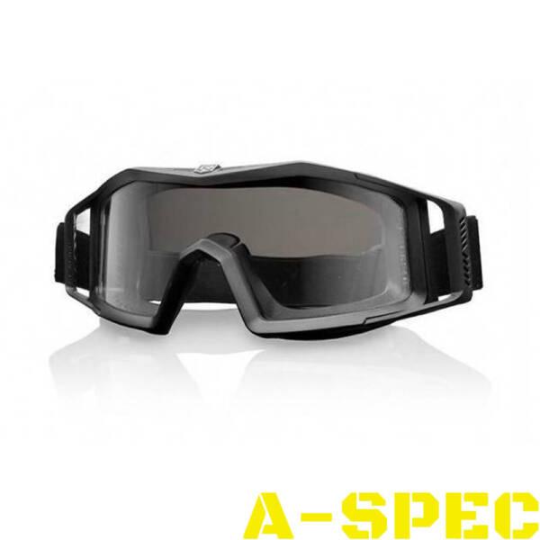 Очки-маска REVISION Wolfspider Esn черная