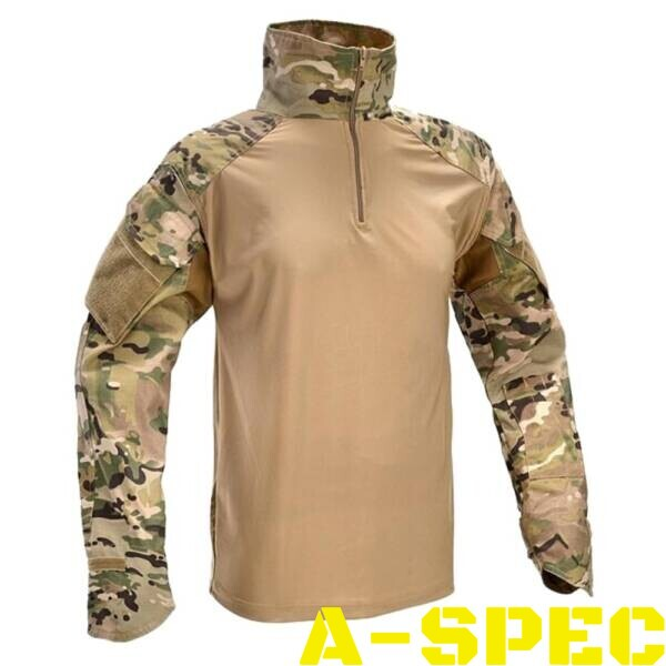 Боевая рубашка Combat Shirt Multicam Defcon 5