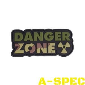 Морал патч Danger Zone 101 Inc